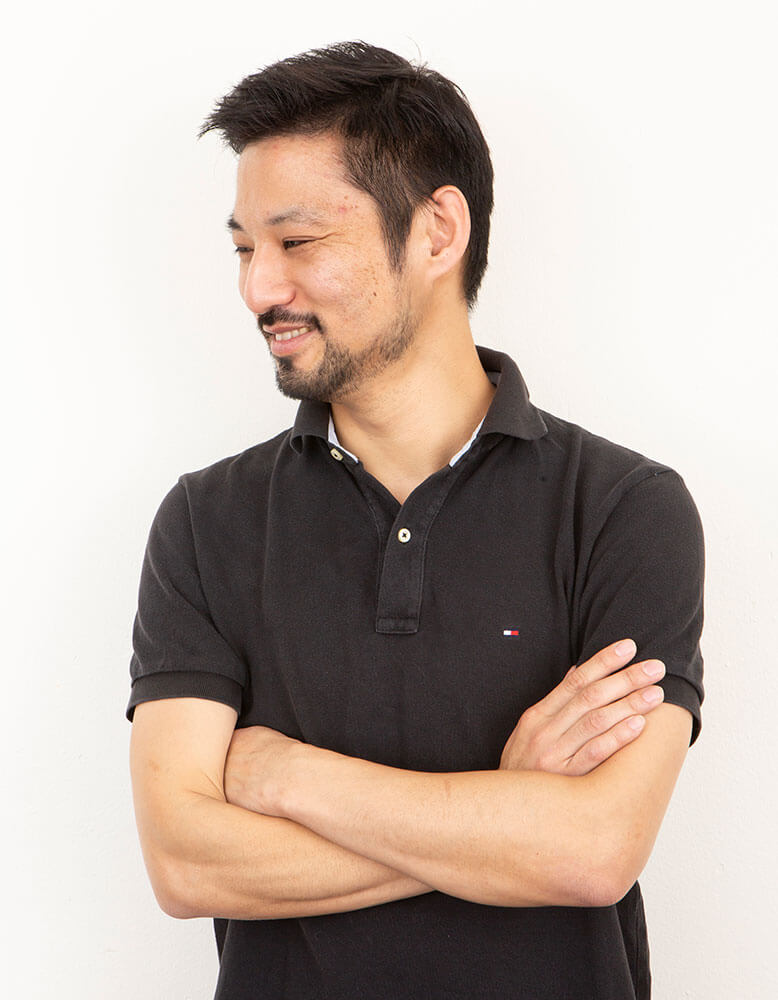 ニューヨークのマッサージ『Kiichiro』コンセプトイメージ
